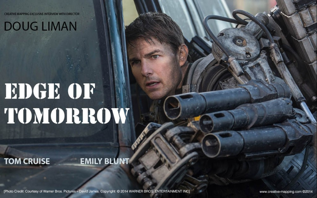 Interview withDoug Liman Director of Edge of Tomorrow